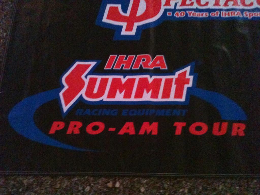 PRO AM TOUR 2012