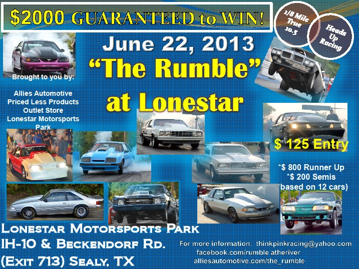 The Rumble at Lonestar