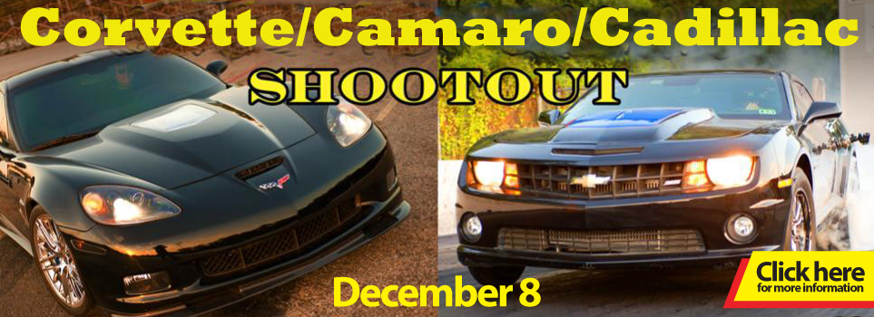 corvette camaro shootout