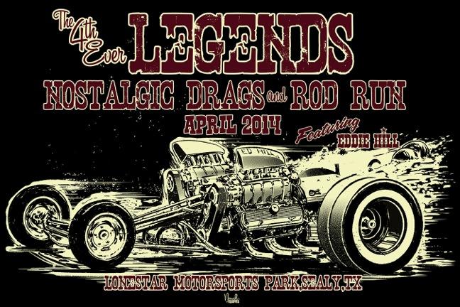 Legends 2014 | Eddie Hill