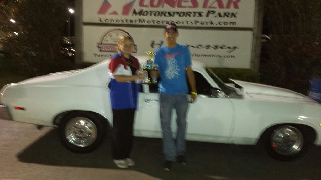 Street Stock Runner Up-Devin Belluomini
