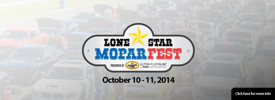 Lone Star Mopar Fest