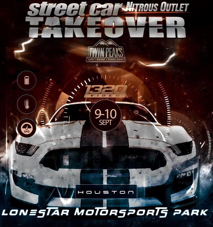 Street Car Takeover - Houston 2016